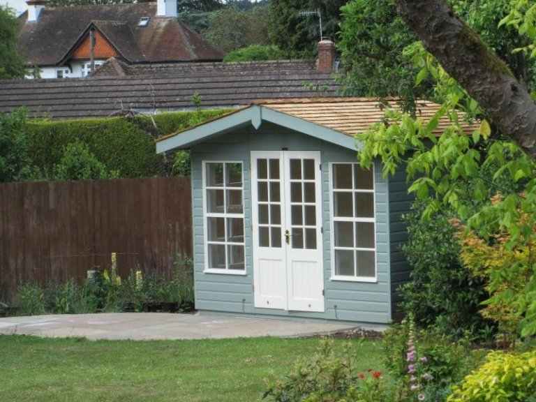 Blakeney Summerhouse with Double Glazing - Cobham