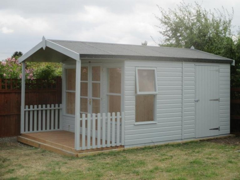 Morston Summerhouse with partition - Romford