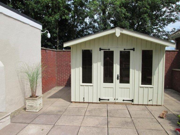 National Trust Ickworth Summerhouse - Alford