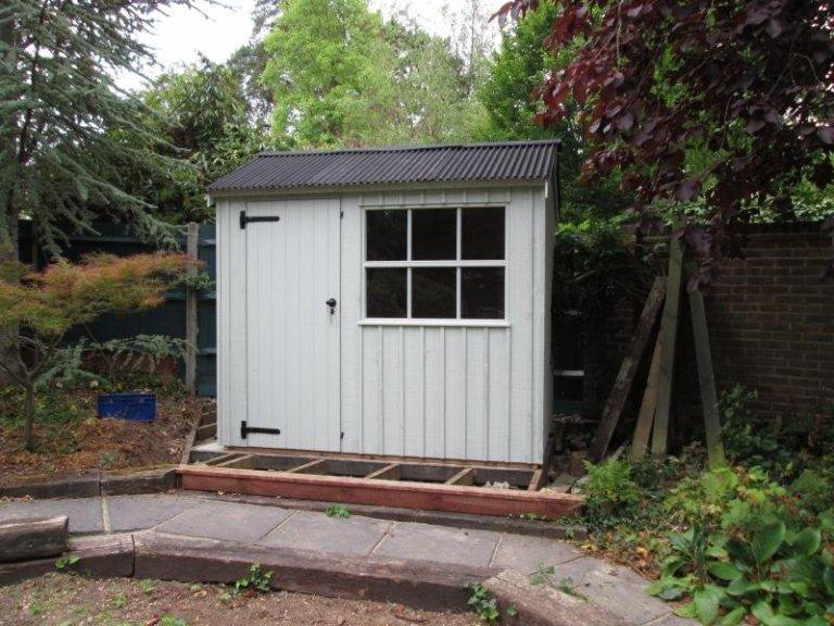 National Trust Felbrigg Garden Shed - Godalming