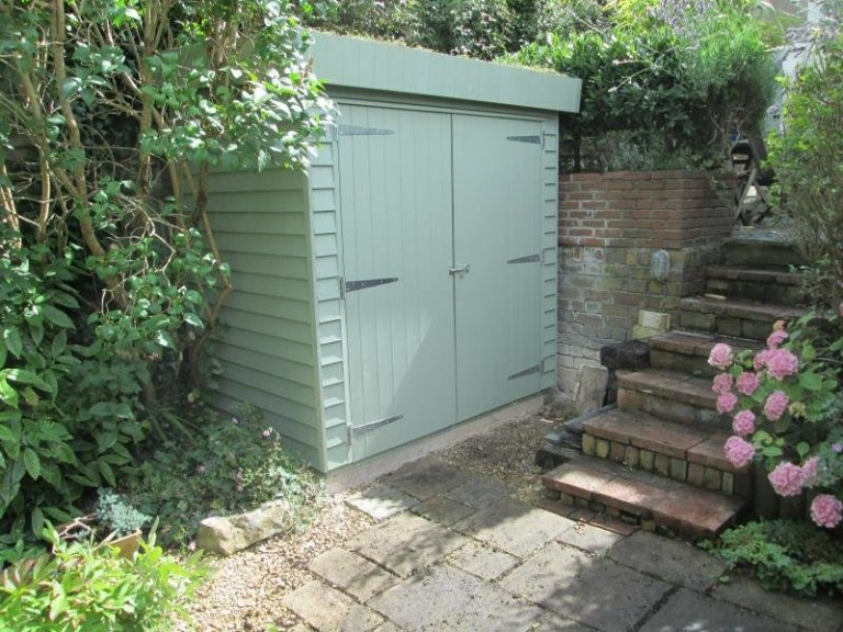 Superior Shed with No Windows - Bristol