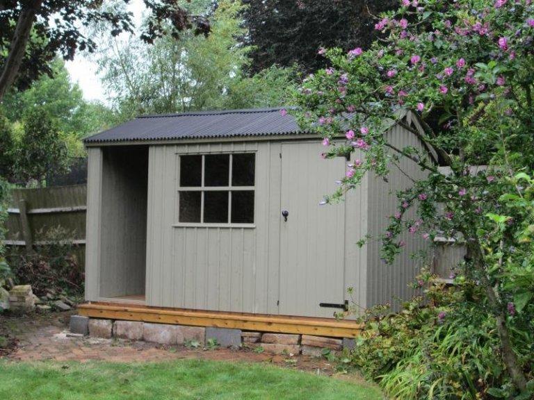 National Trust Blickling Garden Shed - Hitchin