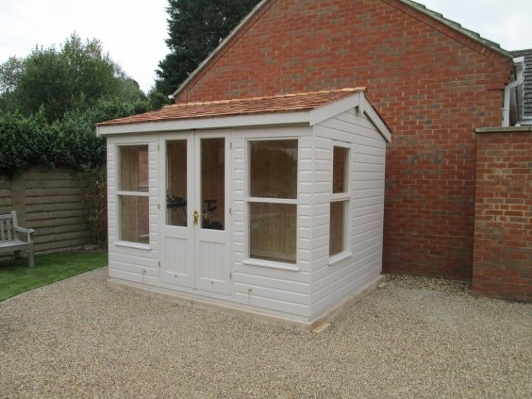 Holkham Summerhouse with Electrical Pack - St. Neots
