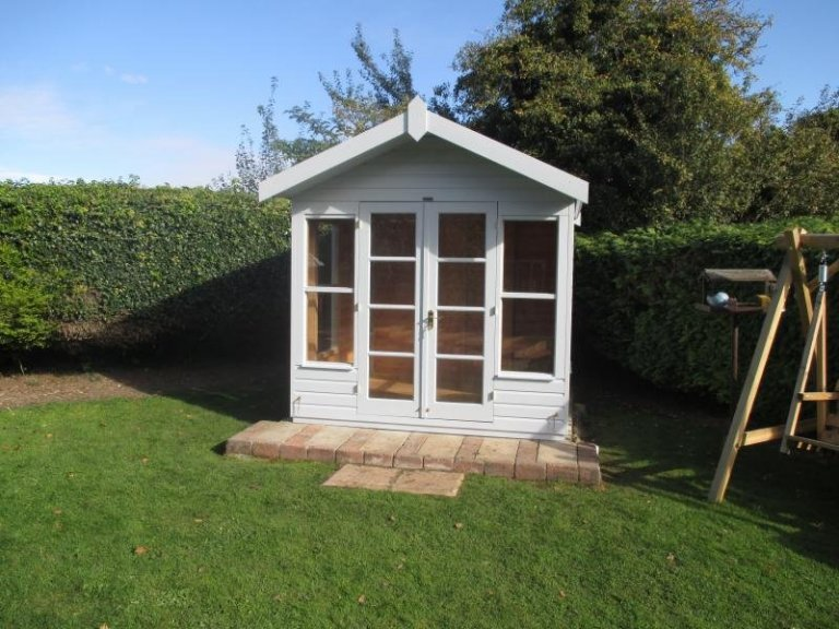 Blakeney Summerhouse with Shiplap Cladding - Thetford