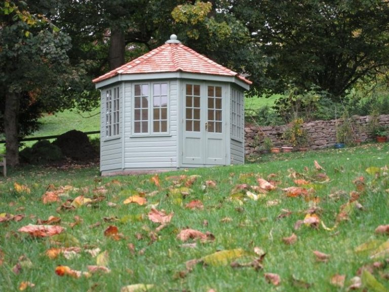 Wiveton Summerhouse with Double Glazing - Cirencester