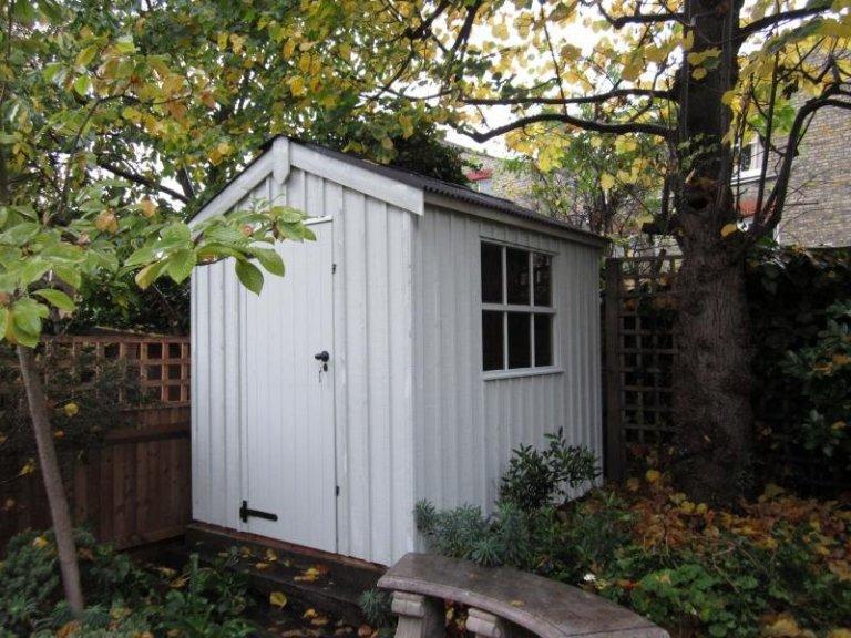 National Trust Peckover Garden Shed - Highbury