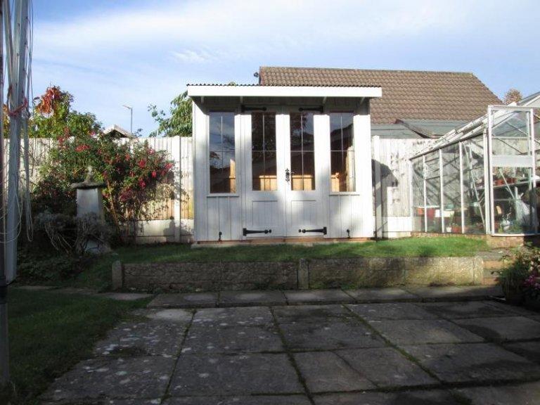 National Trust Flatford Summerhouse - Wirral