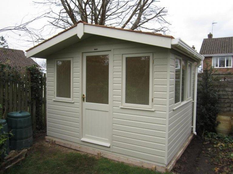 Binham Studio with Cedar Shingle Tiles - Uckfield