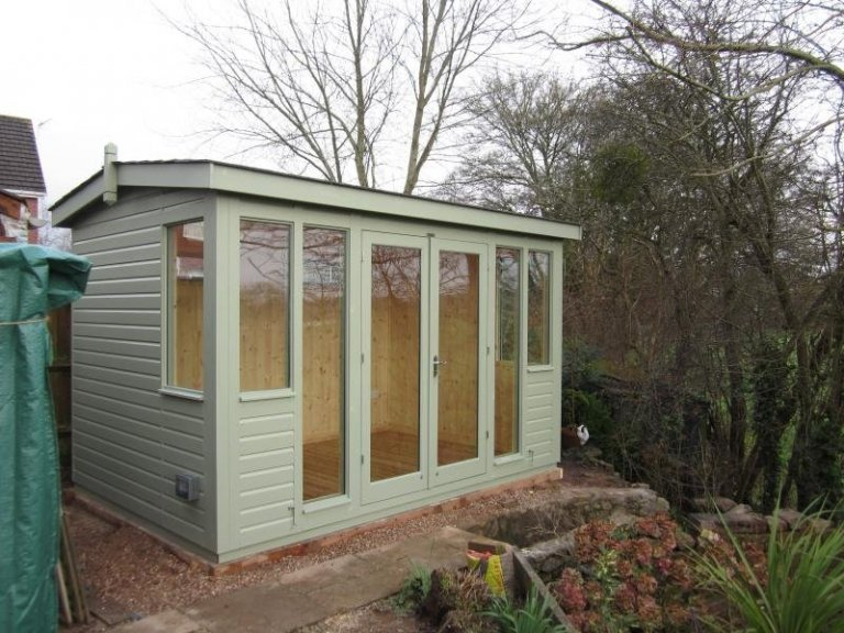 Burnham Studio with Heavy Duty Floor - Leicester
