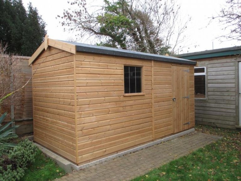 Superior Shed for Storage - Oundle