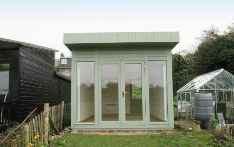 Salthouse Studio with Taller Eave Height - Pett Level