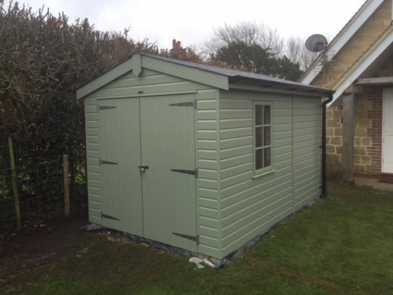 Superior Shed with No Floor - Petworth