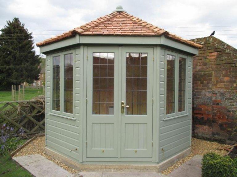 Wiveton Summerhouse with Floor Insulation - Amersham