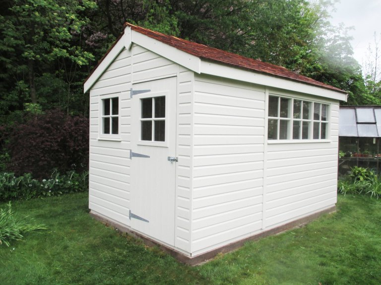 Superior Shed with an Electric Pack - Skipton
