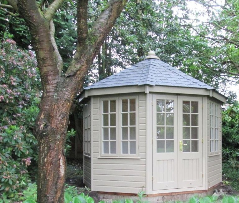 Wiveton Summerhouse with Georgian Windows - Altrincham