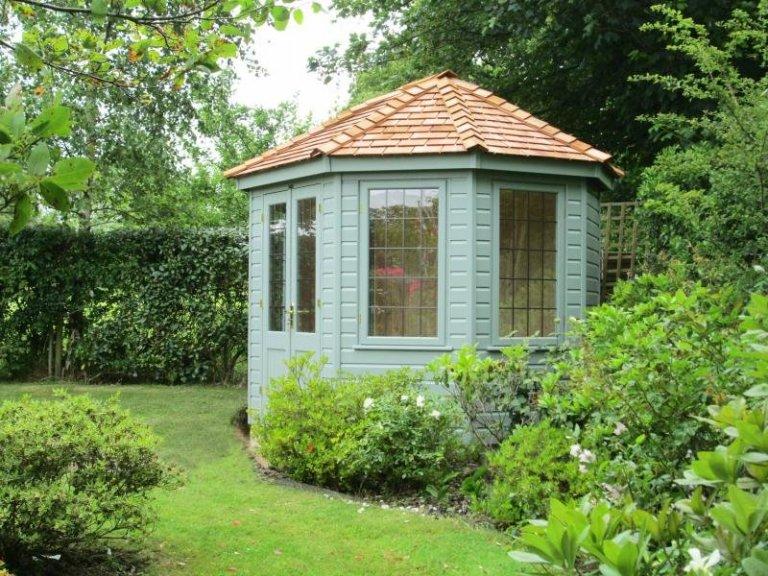 Wiveton Summerhouse with Double Glazing - Heathfield