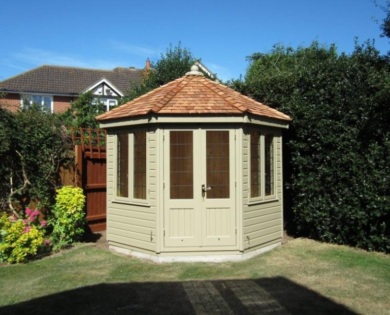 Wiveton Summerhouse with Full Insulation - Bedford