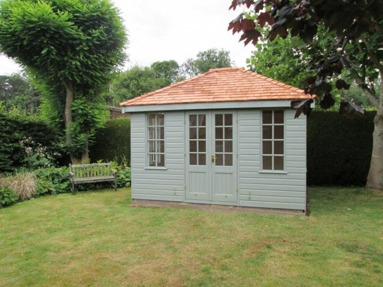 Cley Summerhouse with an Electric Pack - Lowestoft