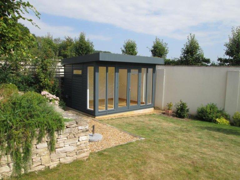 Salthouse Studio with a Living Sedum Roof - Wareham