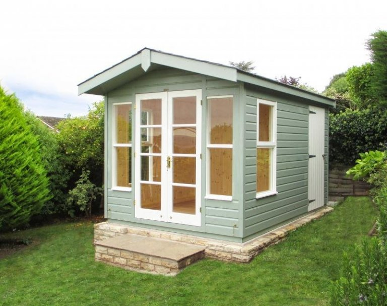 Blakeney Summerhouse with Storage Partition - Gayton
