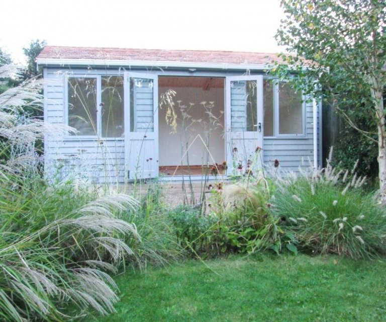 Langham Studio with Weatherboard Cladding - Chichester