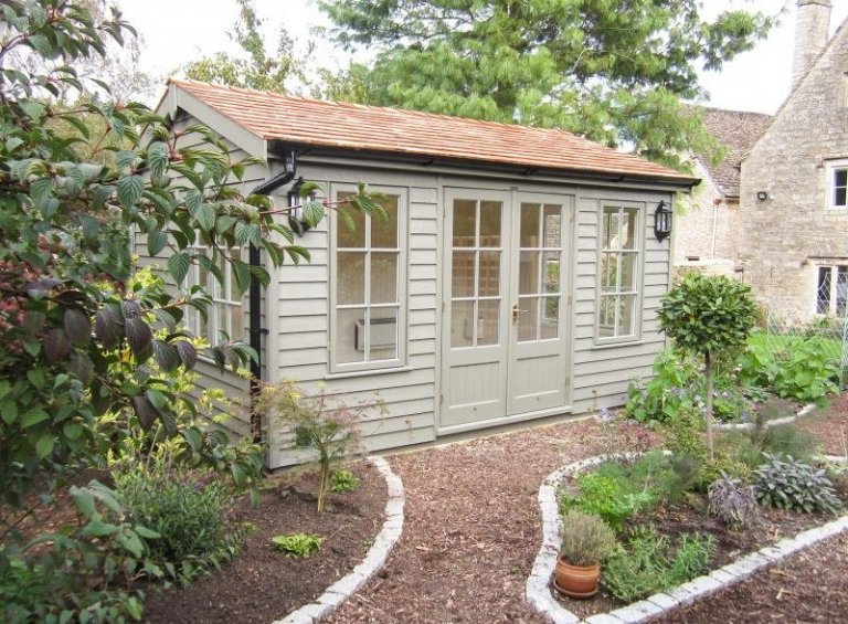 Apex Garden Room with Georgian Windows - Tetbury