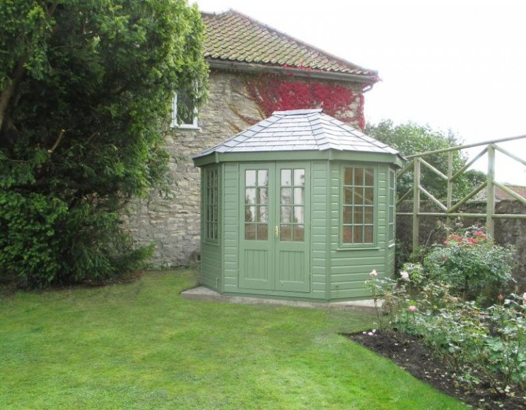 Octagonal Wiveton Summerhouse - Tadcaster