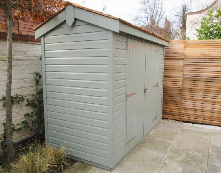 Superior Shed with No Windows - Copse Hill