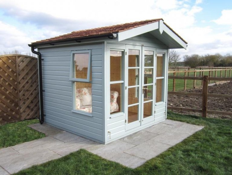 Blakeney Summerhouse with Insulation - Great Eversden