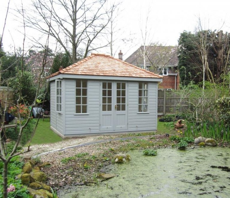 Cley Summerhouse with Full Insulation - Crowthorne