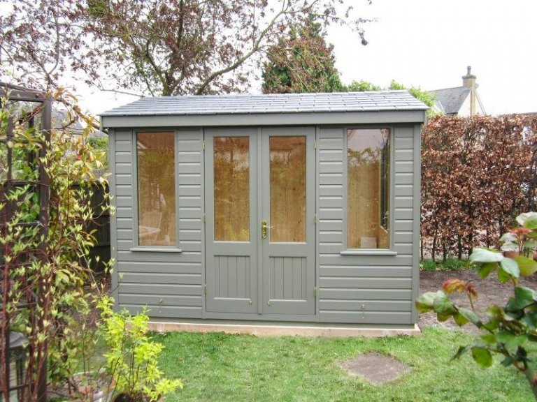 Holkham Summerhouse with Plain Windows - Baldock