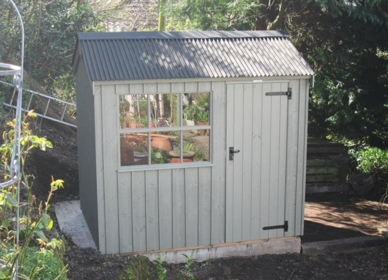 National Trust Felbrigg Garden Shed - Malvern
