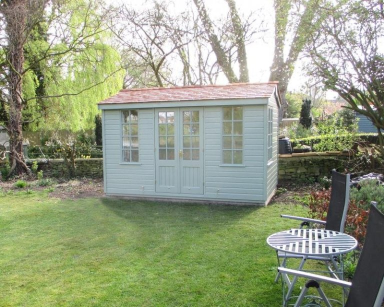 Holkham Summerhouse with Full Insulation - Grantham