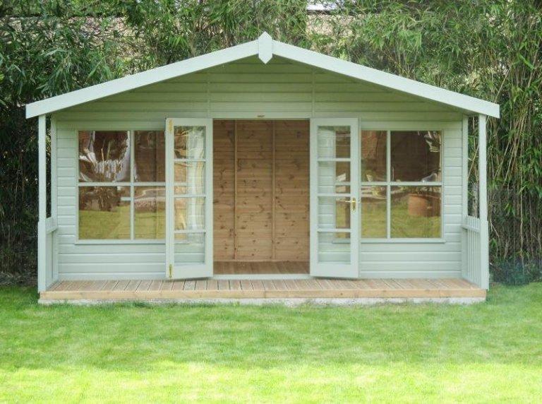 Morston Summerhouse with No Internal Lining - Bagshot