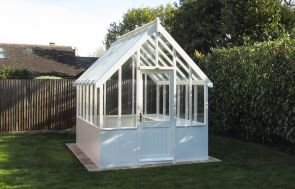 2.4 x 3.0m Greenhouse - Perry 309406