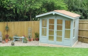 Blakeney Summerhouse with Insulation
