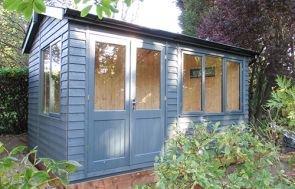 Langham Studio with Double Doors