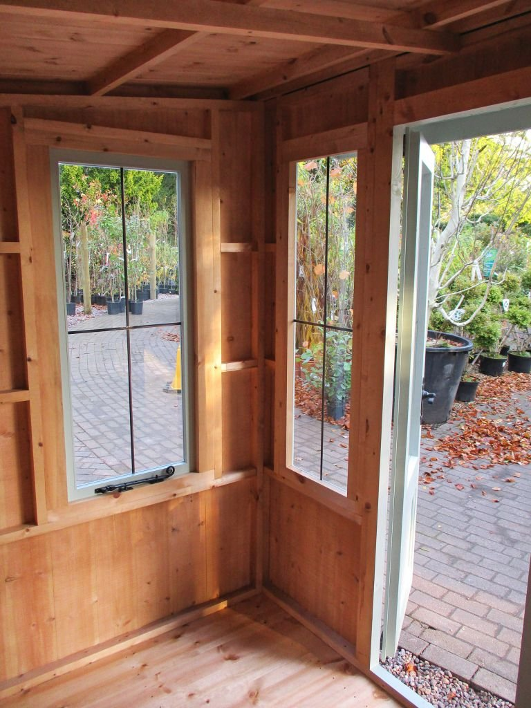 Flatford Summerhouse Internal