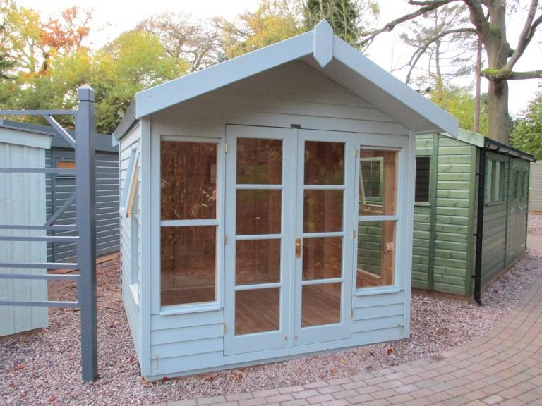 Blakeney Summerhouse at Trentham