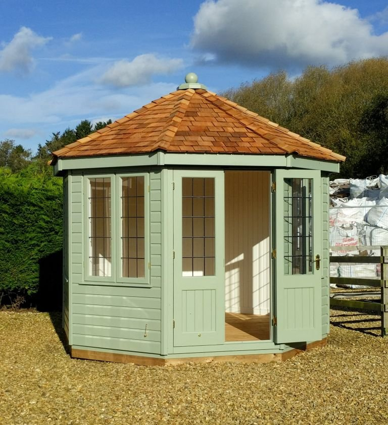 Wiveton Summerhouse - 3.0m x 3.0m (10ft x 10ft)
