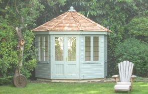 Wiveton Summerhouse in Sage