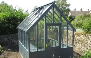 Greenhouse in Slate Paint
