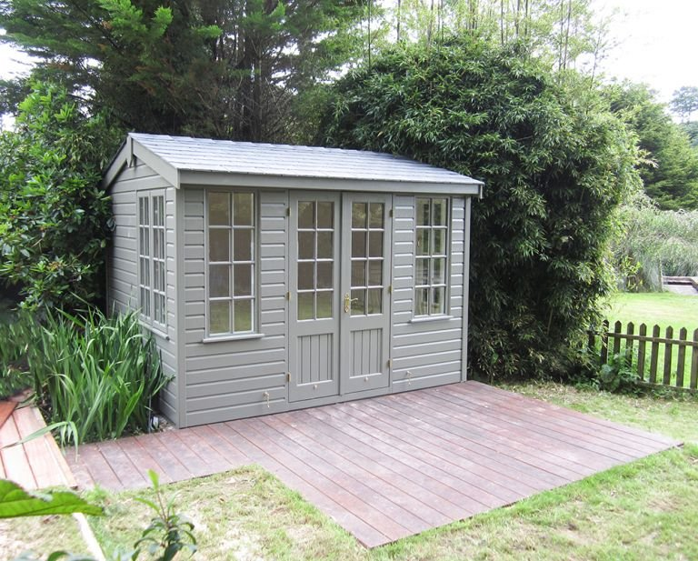 Holkham Summerhouse in Valtti Ash