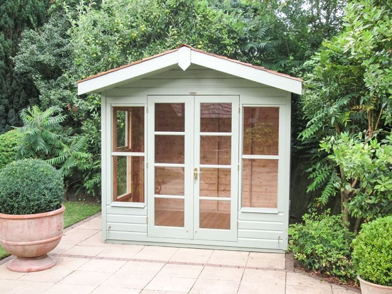 Blakeney Summerhouse with Cedar Shingles