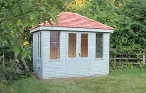 Cley Summerhouse with Electric Pack