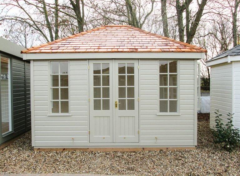 Cley Summerhouse - 3.0m x 3.6m (10ft x 12ft)