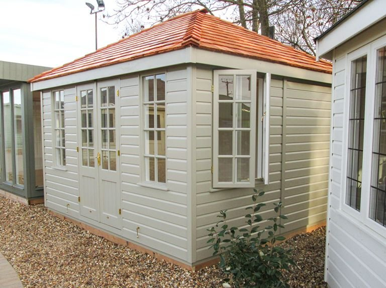 Cley Summerhouse in Farrow & Ball