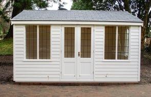 Holkham Summerhouse in Valtti Paint