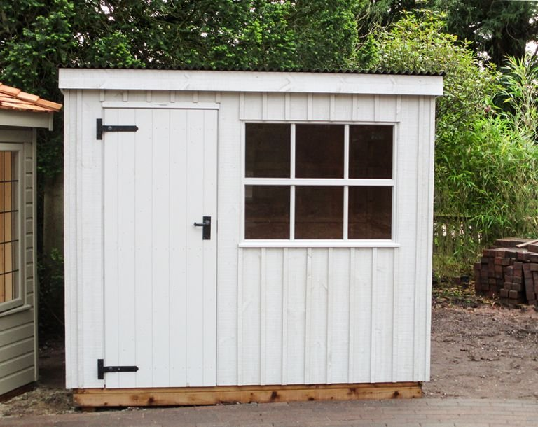 National Trust Oxburgh Garden Shed - 1.8m x 2.4m (6ft x 8ft)