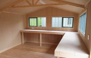 Superior Shed workbench